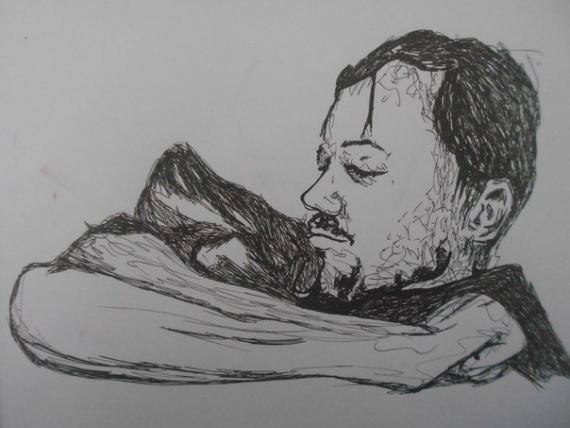 художник Валерій Пузік