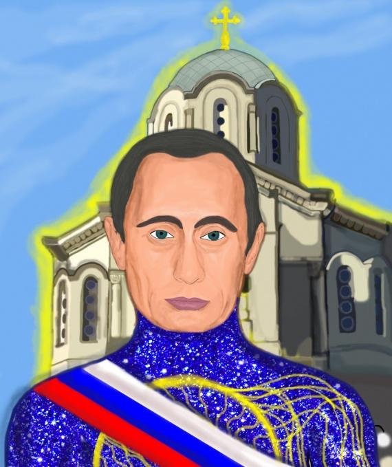 Володимир Путін, diezelsun
