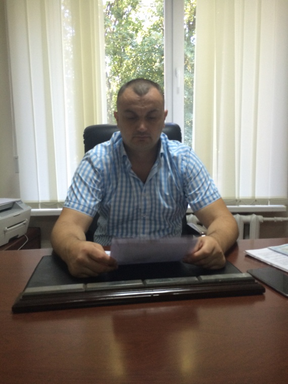 Строгий Валерий Федорович