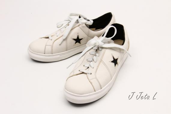 женские молодежные туфли