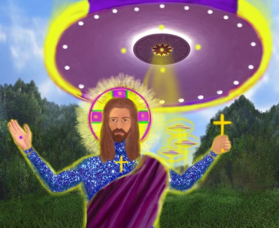 інопланетяни, jesus christ aliens, нло на иконах, нло на фресках, alien, aliens, aliens angels, diezel sun, diezelsun, библия, иисус христос, инопланетяне, инопланетяни, инопланетянин, нордические пришельцы, религия, святые, христианство