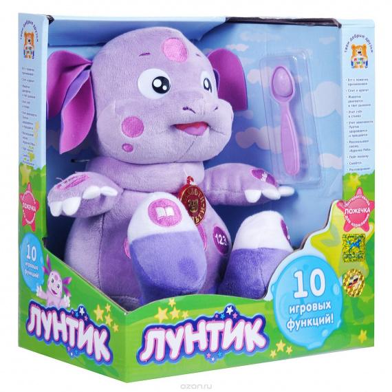 игрушечный Лунтик